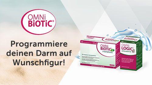 """OMNi-BiOTiC® - für ein gutes """"Bauchgefühl"""""""