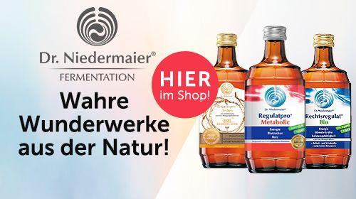 Dr. Niedermaier Regulate - Die Essenz des Lebens