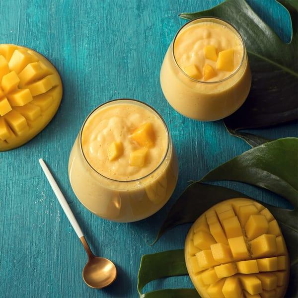 Mango-Mojito Limonade