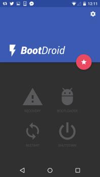 Android не загружается в режиме Recovery
