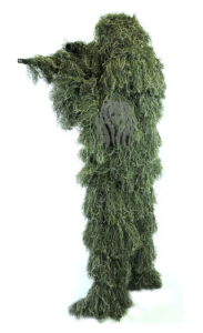 Ghost sniper Ghillie Suit