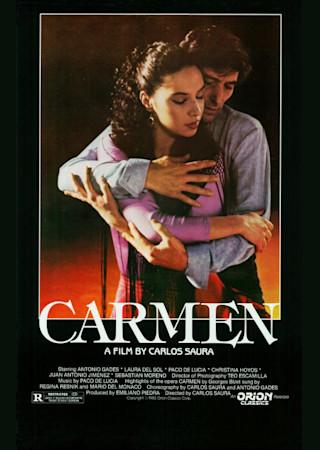 カルメン(1983・スペイン)