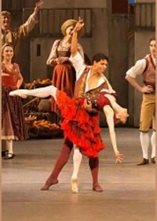 パリ・オペラ座へようこそ ライブビューイング 2012~2013 ドン・キホーテ