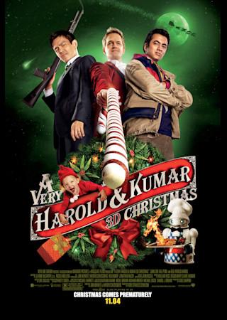 ハロルド&クマー クリスマスは大騒ぎ!?