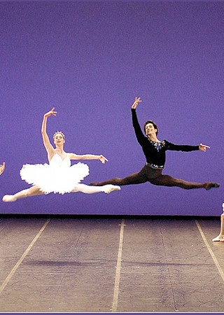 パリ・オペラ座へようこそ ライブビューイング シーズン2 2013~2014 第7作 バランシン/ミルピエ(バレエ)