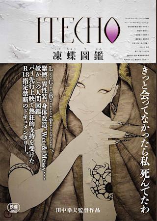 ITECHO 凍蝶図鑑
