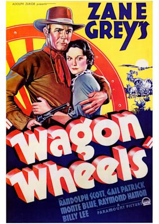 戦う幌馬車 (1934)