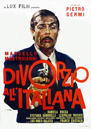 イタリア式離婚狂想曲