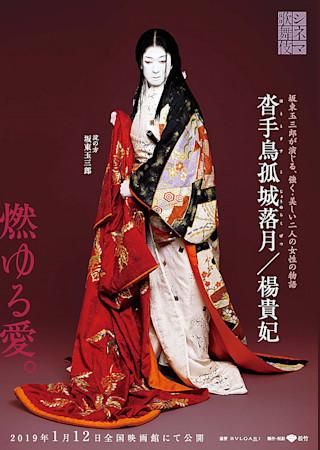 シネマ歌舞伎 沓手鳥孤城落月