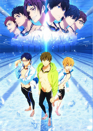 劇場版 Free! Road to the World 夢