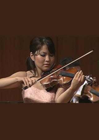 強く 強く バイオリニスト・神尾真由子 21歳