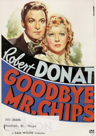 チップス先生さようなら (1939)