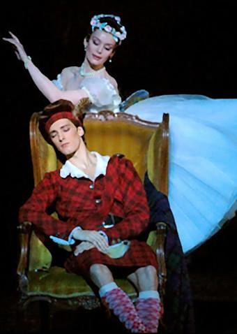 パリ・オペラ座へようこそ ライブビューイング 2012~2013 ラ・シルフィード