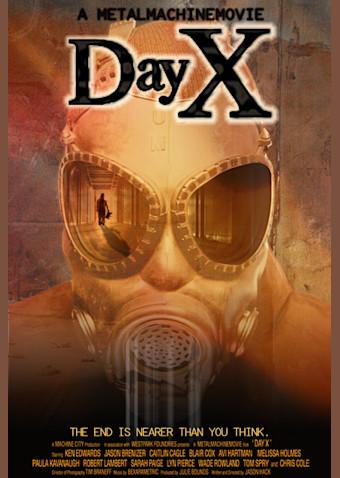 DAY-X 人類vsゾンビ最終戦争
