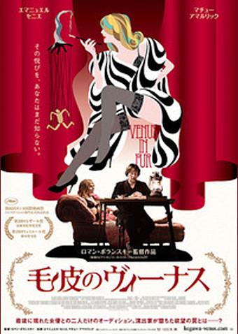 毛皮のヴィーナス (2013)