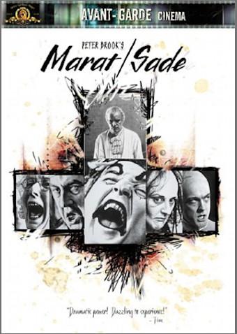 マルキ・ド・サドの演出のもとにシャラントン精神病院患者によって演じられたジャン=ポール・マラーの迫害と暗殺