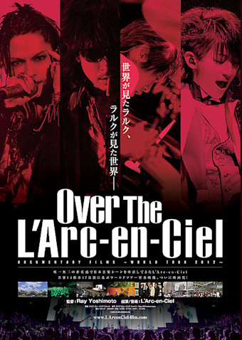 Over The LArc-en-Ciel