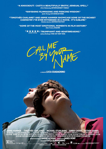 Call Me By Your Name(原題)