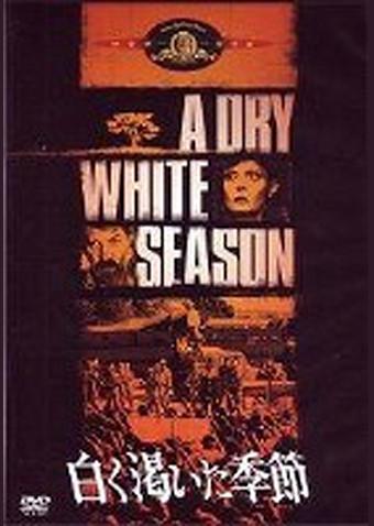 白く渇いた季節