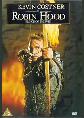 ロビン・フッド(1991・ケヴィン・コスナー)