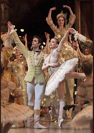 パリ・オペラ座へようこそ ライブビューイング シーズン2 2013~2014 第2作 眠れる森の美女(バレエ)