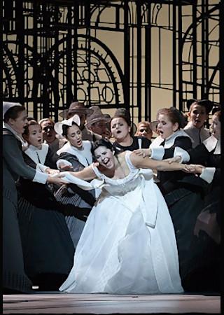 パリ・オペラ座へようこそ ライブビューイング シーズン2 2013~2014 第3作 清教徒(オペラ)