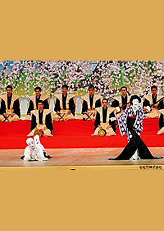 シネマ歌舞伎 喜撰