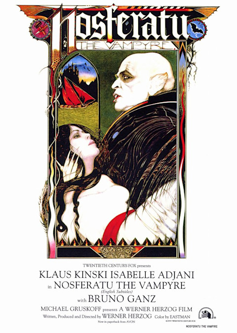 ノスフェラトゥ(1979)
