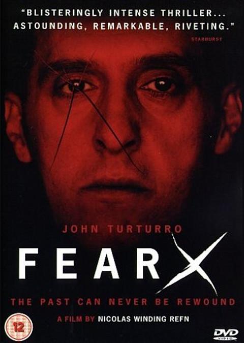 Fear X フィアー・エックス