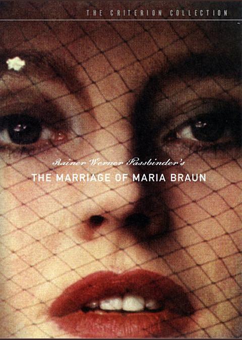 マリア・ブラウンの結婚