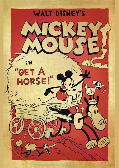 ミッキーのミニー救出大作戦