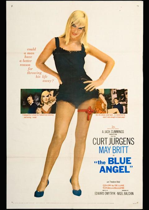 嘆きの天使 (1959)