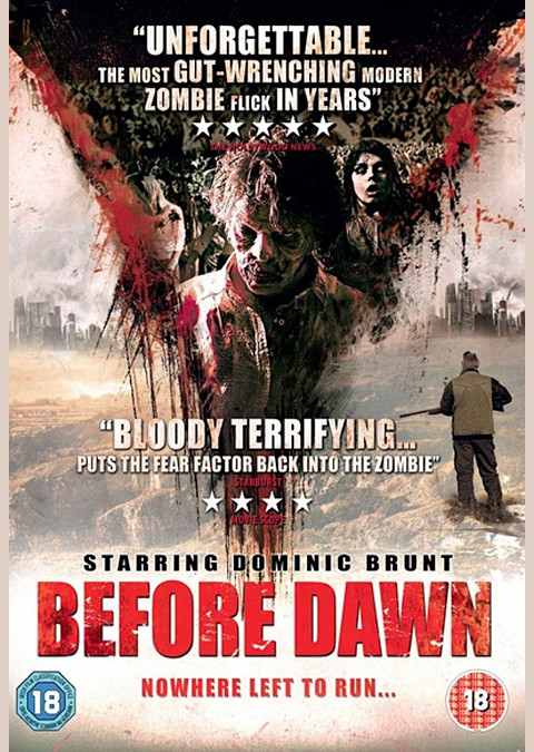 BEFORE DAWN ビフォア・ドーン