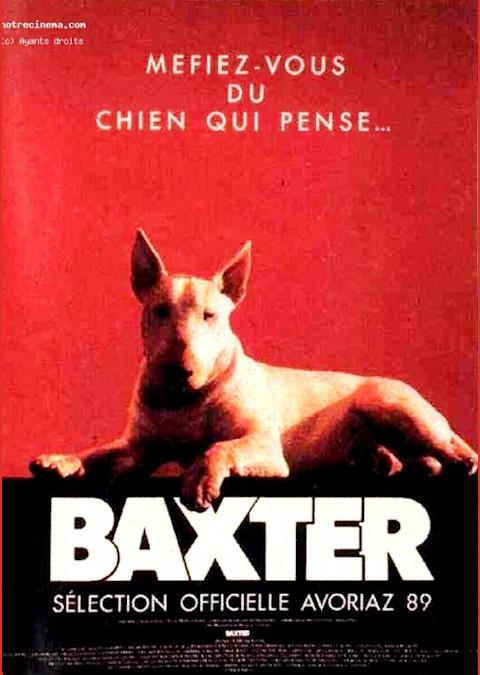 バクステール ぼくを可愛がってください。さもないと何かが起こります。