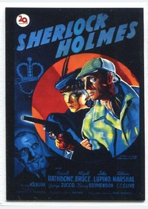 シャーロック・ホームズの冒険 (1939)
