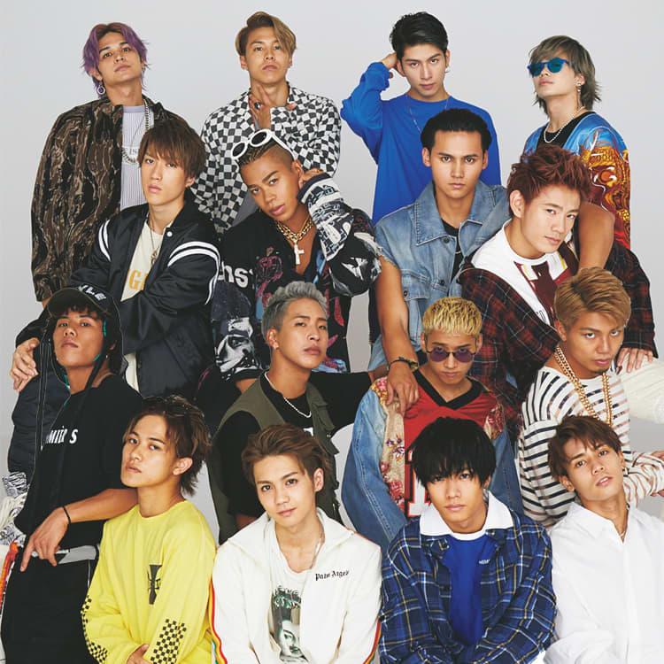 ページ メンバー ラン THE RAMPAGEの16人のメンバープロフィールを写真とあわせてご紹介!