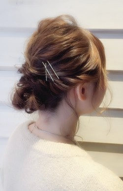 【Neolive es】ゆるふわ簡単アレンジ♪