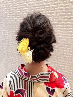【Neolive es】☆編み込みヘアセット