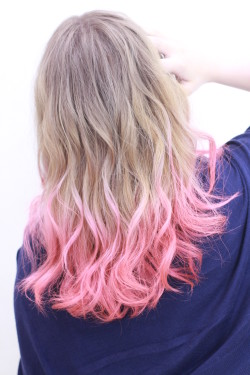 【hair TRUTH】~Pink Gradation~