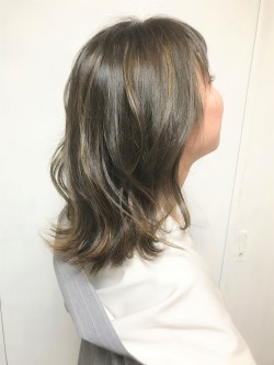 elem. balayage&gradation color