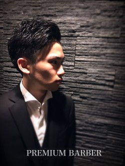 premium barber目黒店 by HIRO GINZA