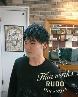Hair works RUDO