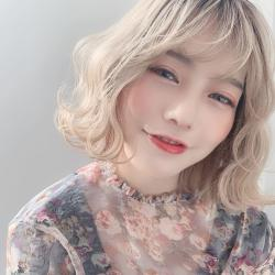 【Euphoria】powder French Bob