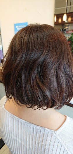 hair make iara 野田