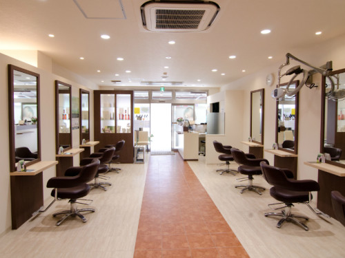 Hair Make MASA 竹ノ塚店