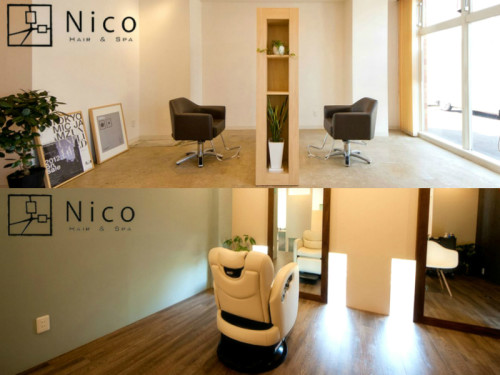 HAIR&SPA Nico