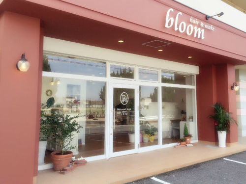 bloom  hair&make