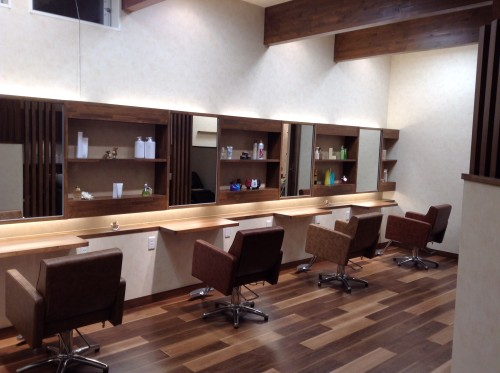 Amble hair design&healing 喜多町店