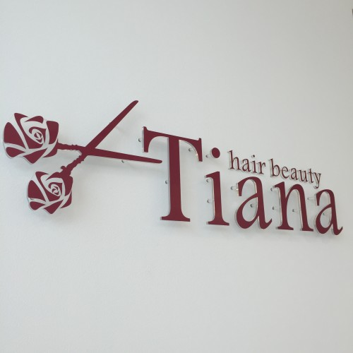 hair beauty Tiana