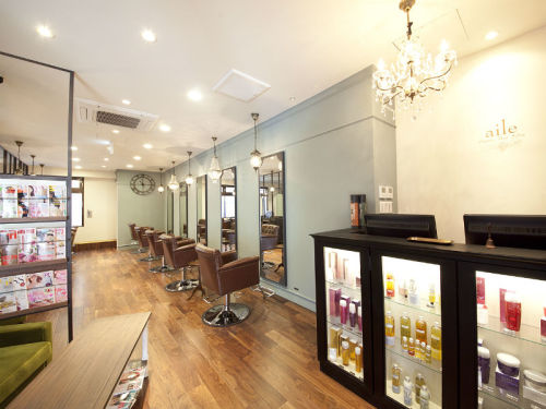 aile Organic Hair Salon 西大寺店